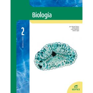 Solucionario Biologia 2 Bachillerato Editex
