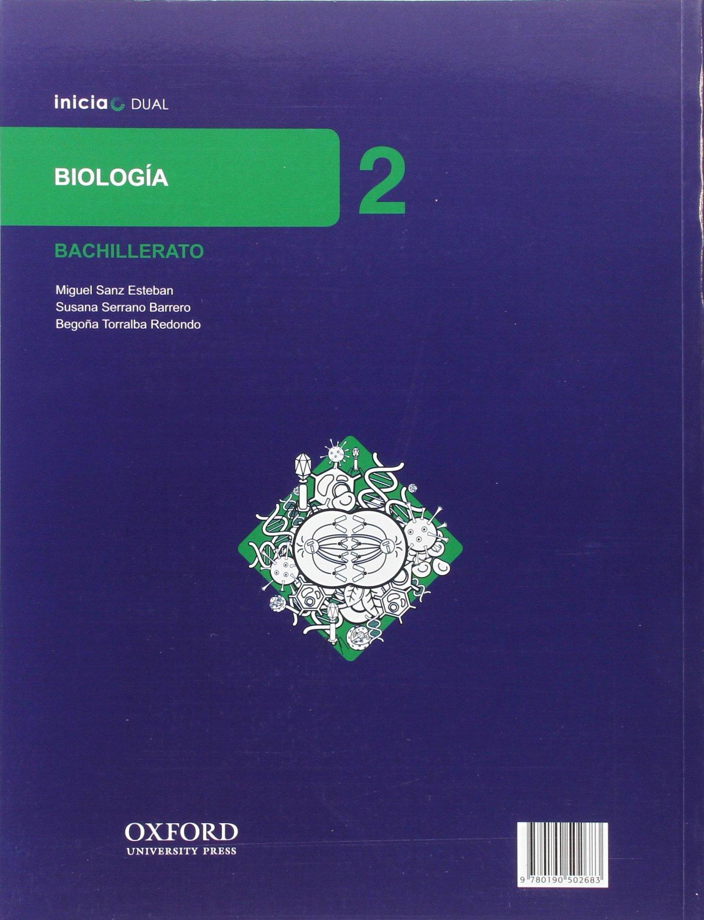 Solucionario Biologia 2 Bachillerato Oxford