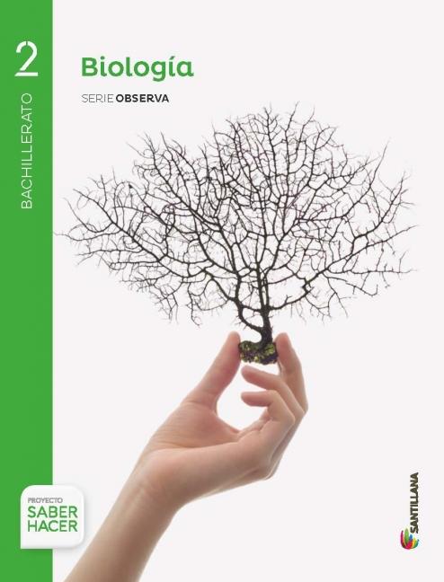 Solucionario Biologia 2 Bachillerato Santillana