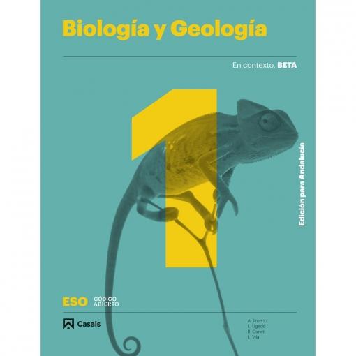 Solucionario Biologia y Geologia 1 Bachillerato Casals