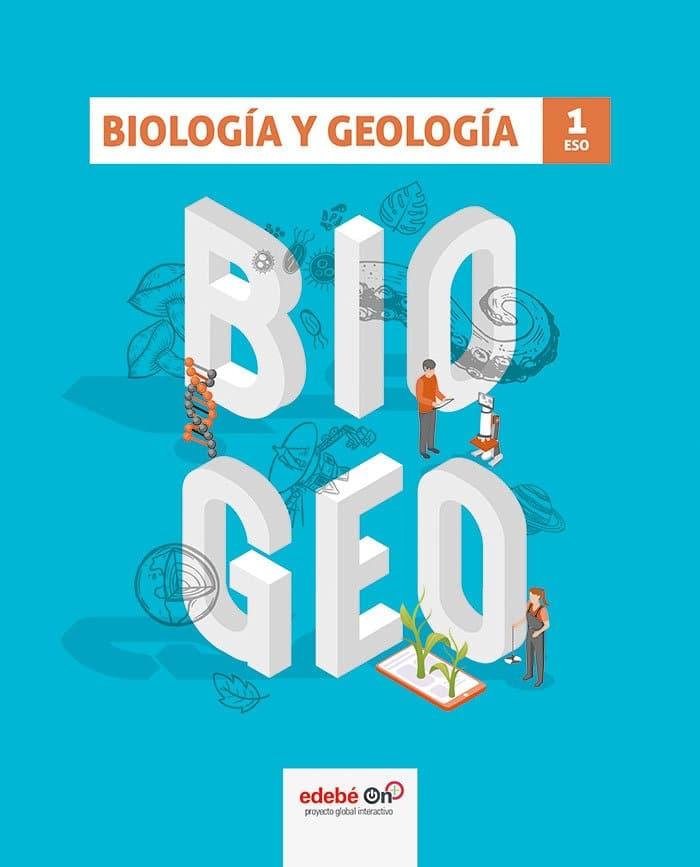Solucionario Biologia y Geologia 1 ESO Edebe