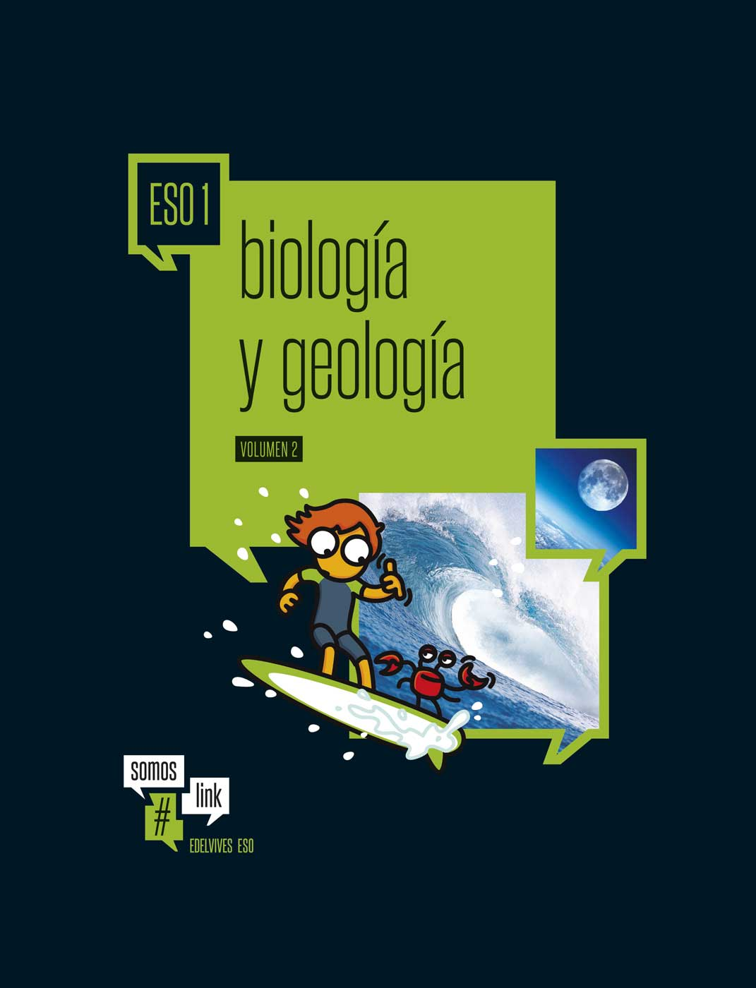 Solucionario Biologia y Geologia 1 ESO Edelvives