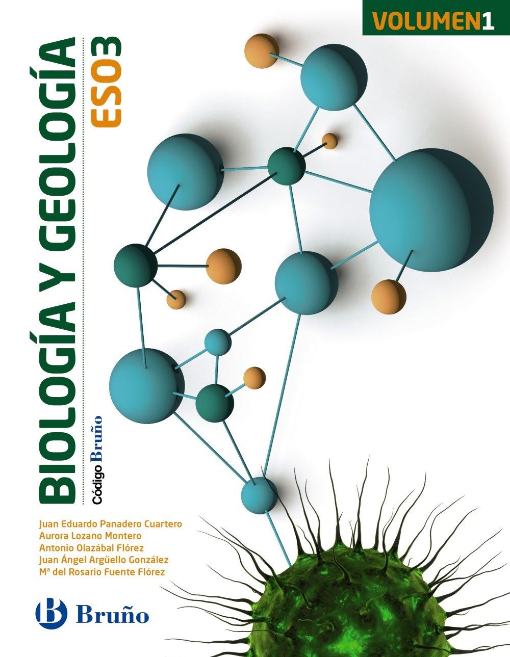 Solucionario Biologia y Geologia 3 ESO Bruño
