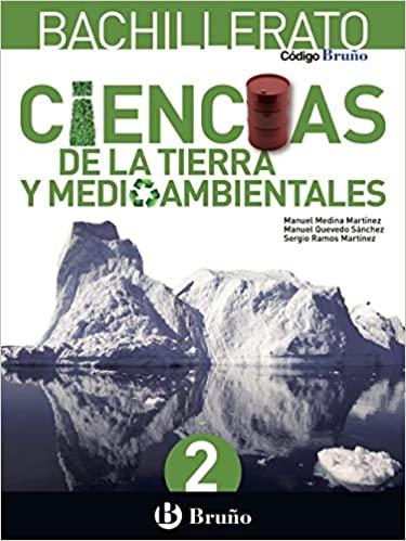 Solucionario Ciencias de la Tierra y Medioambientales 2 Bachillerato Bruño