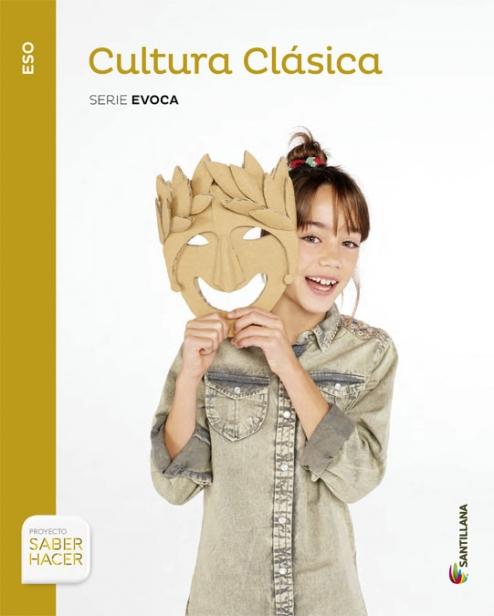 Solucionario Cultura Clasica 3 ESO Santillana