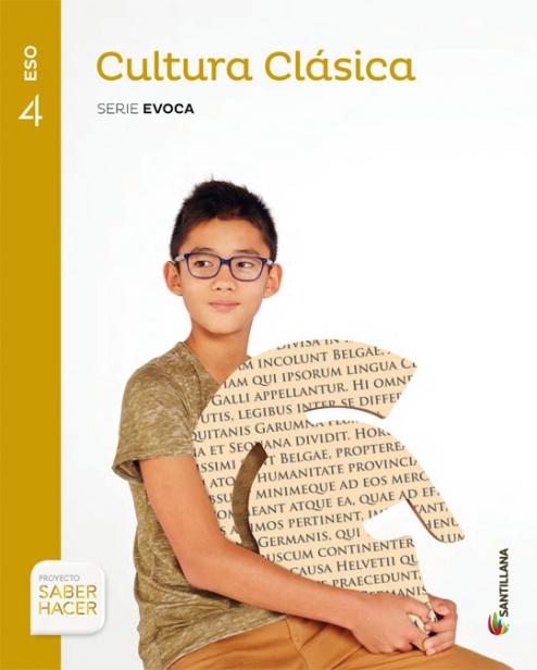Solucionario Cultura Clasica 4 ESO Santillana