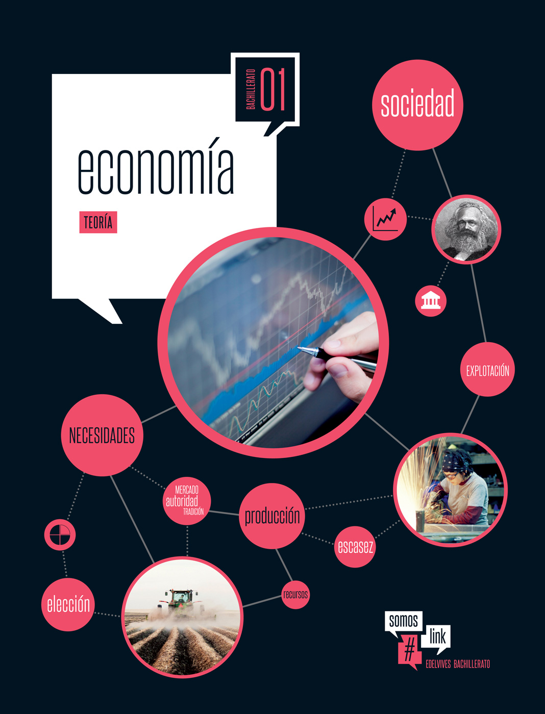 Solucionario Economia 1 Bachillerato Edelvives