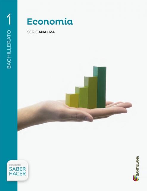 Solucionario Economia 1 Bachillerato Santillana