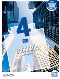 Solucionario Economia 4 ESO Anaya