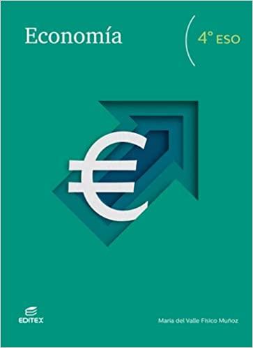 Solucionario Economia 4 ESO Editex
