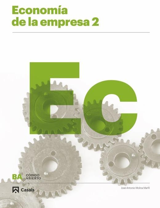 Solucionario Economia de la Empresa 2 Bachillerato Casals