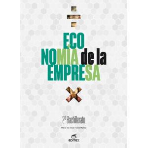 Solucionario Economia de la Empresa 2 Bachillerato Editex