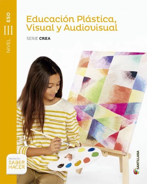 Solucionario Educacion Plastica y Visual 4 ESO Santillana