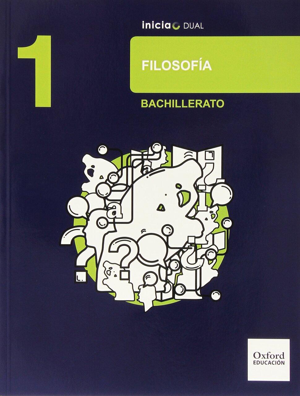 Solucionario Filosofia 1 Bachillerato Oxford