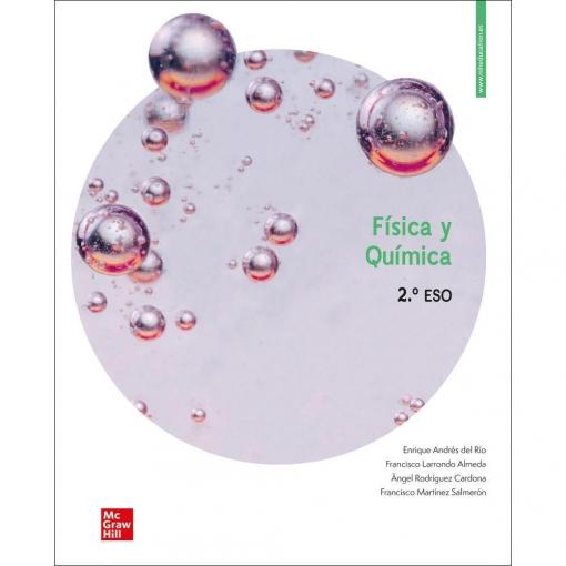 Solucionario Fisica y Quimica 2 ESO Oxford