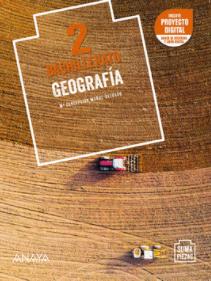Solucionario Geografia 2 Bachillerato Anaya