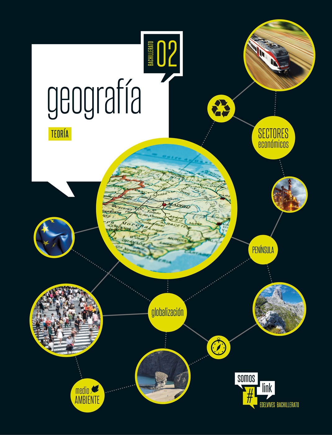 Solucionario Geografia 2 Bachillerato Edelvives