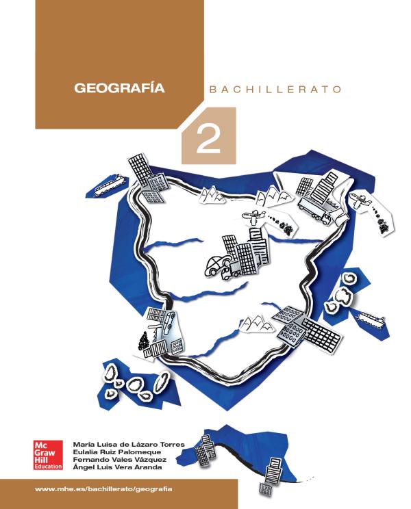 Solucionario Geografia 2 Bachillerato Santillana