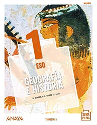 Solucionario Geografia e Historia 1 ESO Edebe
