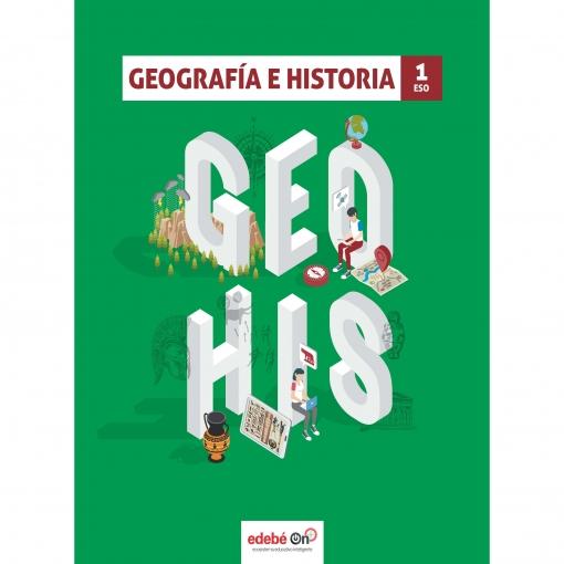 Solucionario Geografia e Historia 1 ESO Anaya
