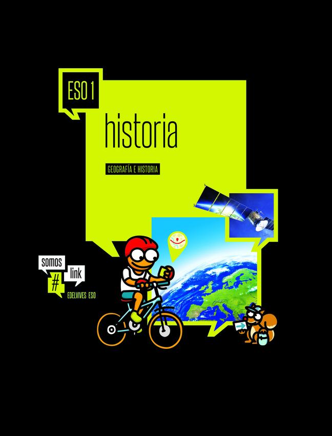 Solucionario Geografia e Historia 1 ESO Edelvives