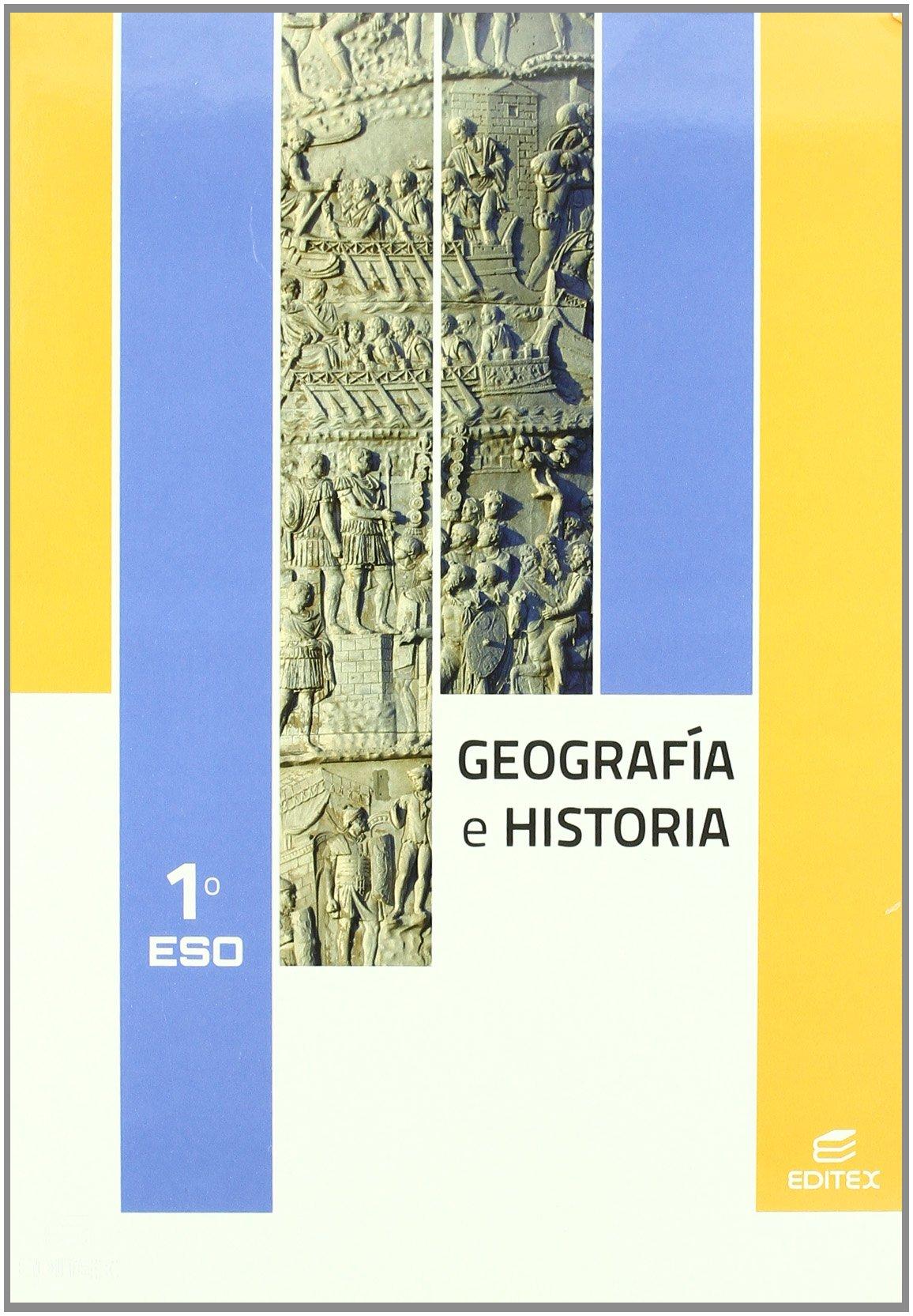 Solucionario Geografia e Historia 1 ESO Editex