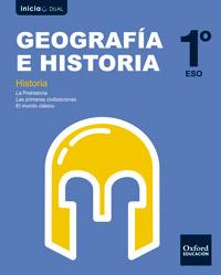 Solucionario Geografia e Historia 1 ESO Santillana