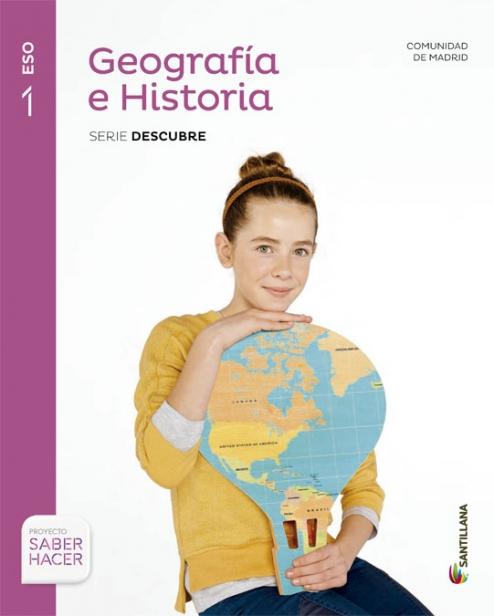 Solucionario Geografia e Historia 1 ESO Vicens Vives