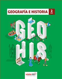 Solucionario Geografia e Historia 2 ESO Edebe