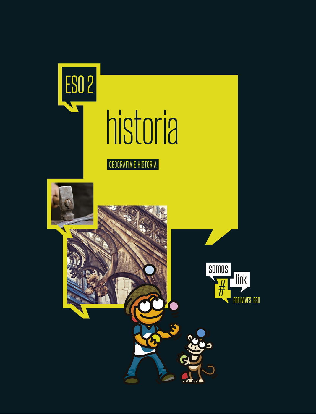 Solucionario Geografia e Historia 2 ESO Edelvives