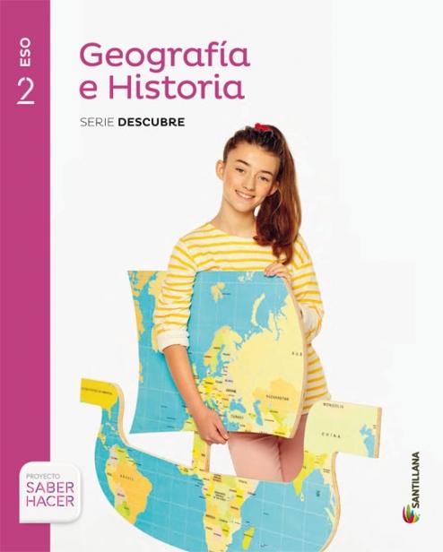Solucionario Geografia e Historia 2 ESO Vicens Vives