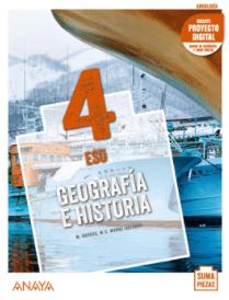 Solucionario Geografia e Historia 4 ESO Anaya