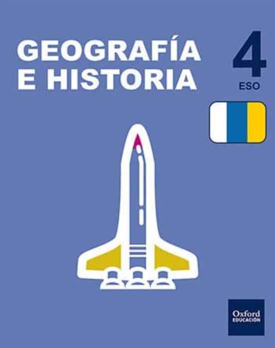 Solucionario Geografia e Historia 4 ESO Oxford