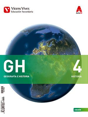 Solucionario Geografia e Historia 4 ESO Vicens Vives