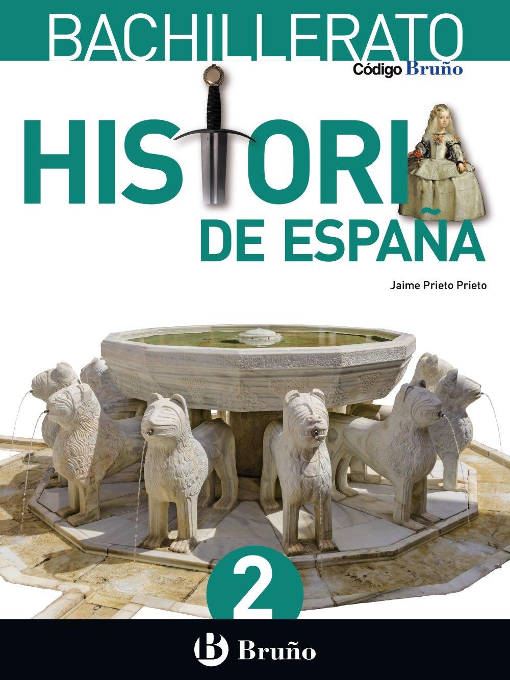 Solucionario Historia de España 2 Bachillerato Bruño