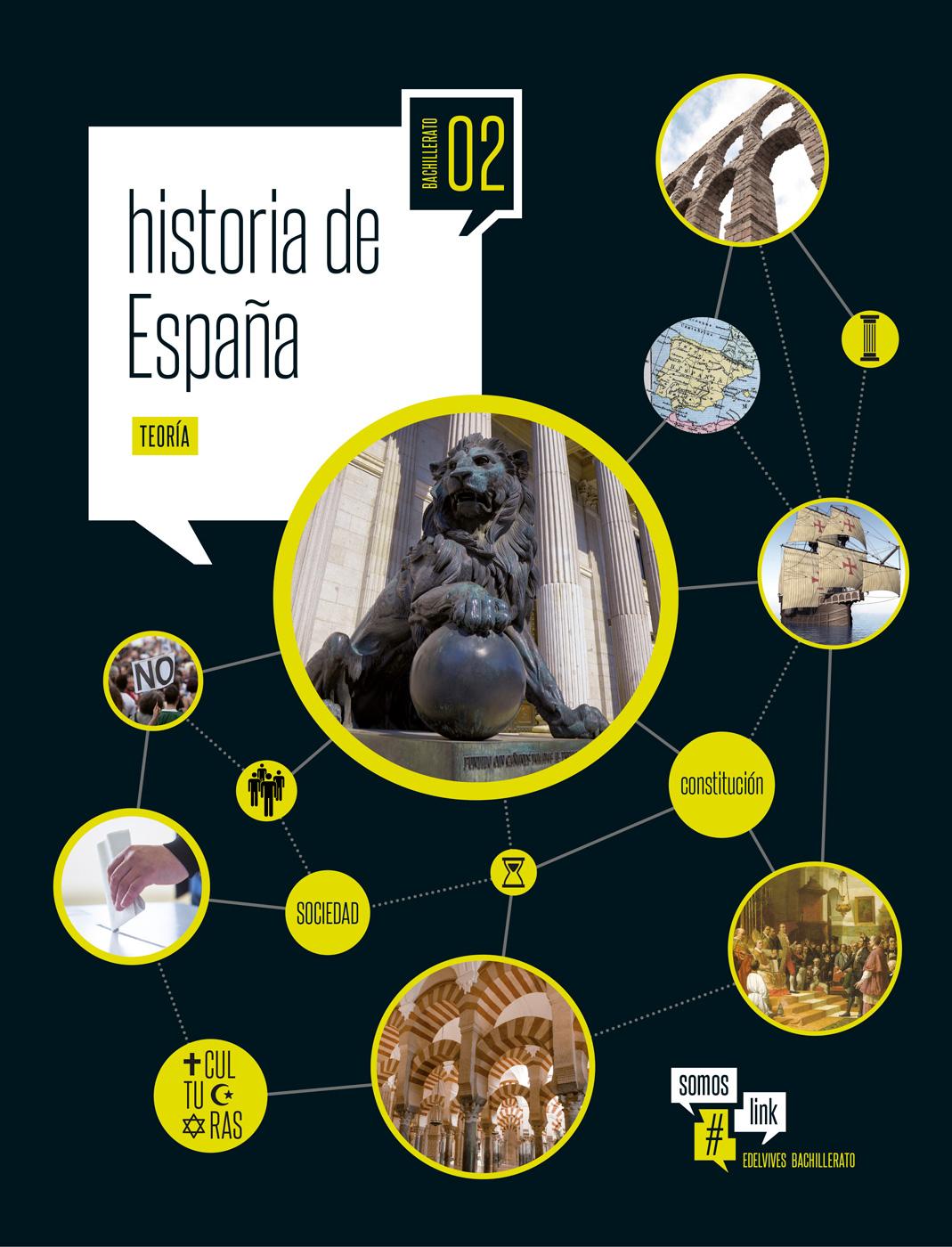 Solucionario Historia de España 2 Bachillerato Edelvives