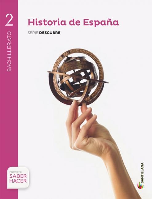 Solucionario Historia de España 2 Bachillerato Santillana
