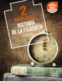 Solucionario Historia de la Filosofia 2 Bachillerato Anaya