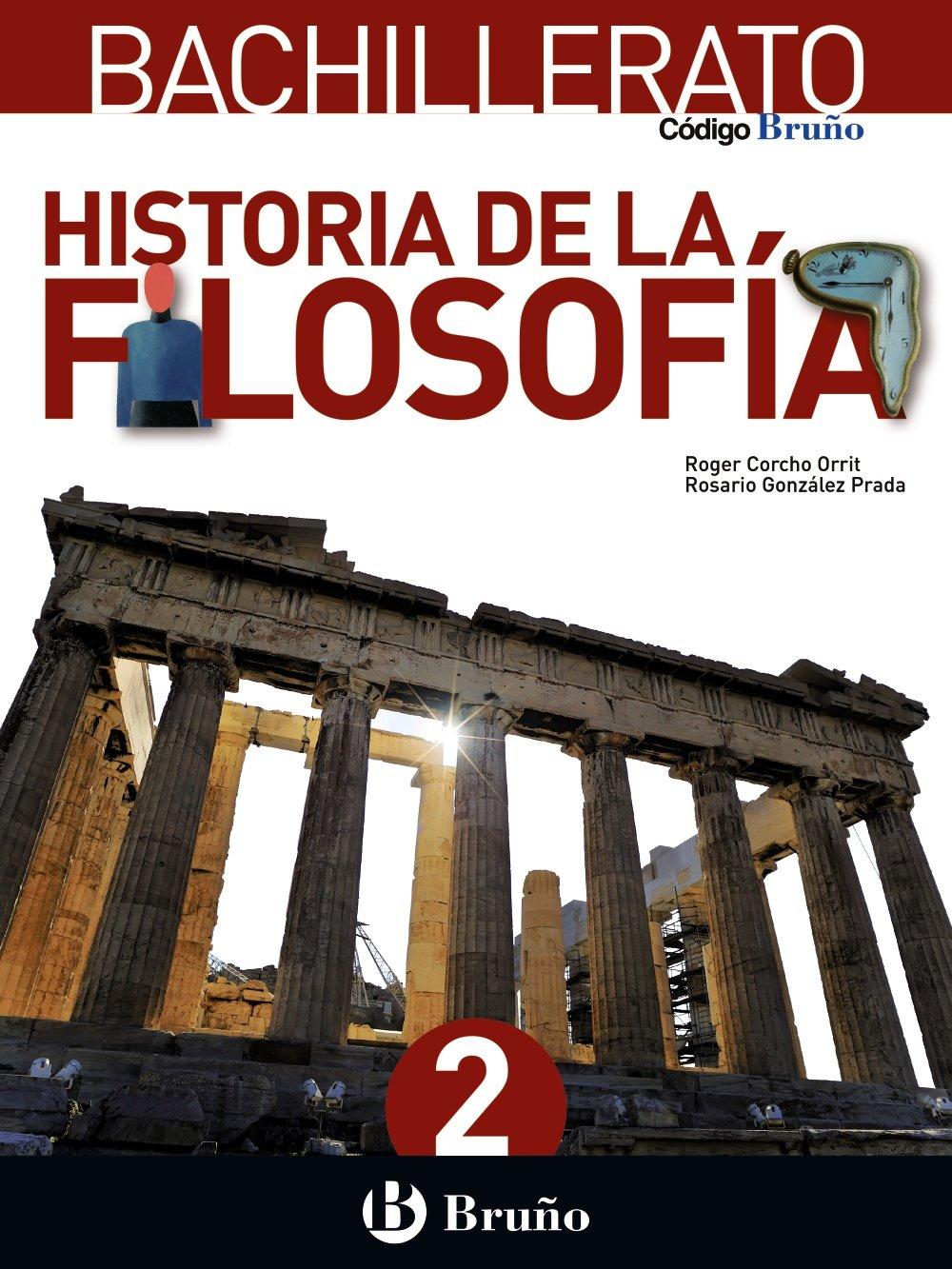 Solucionario Historia de la Filosofia 2 Bachillerato Bruño