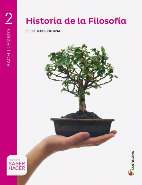 Solucionario Historia de la Filosofia 2 Bachillerato Santillana