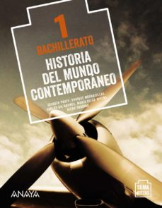 Solucionario Historia del Mundo Contemporaneo 1 Bachillerato Anaya