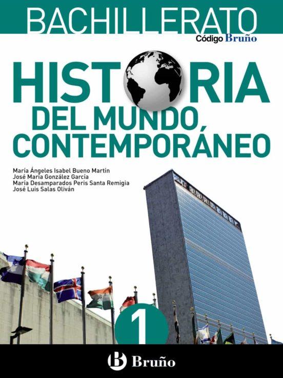 Solucionario Historio del Mundo Contemporaneo 1 Bachillerato Bruño
