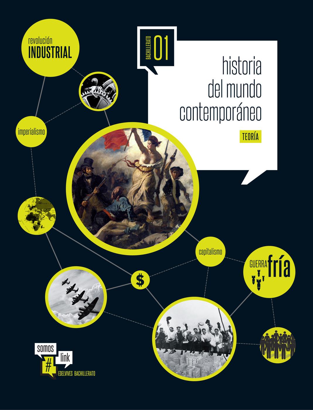 Solucionario Historia del Mundo Contemporaneo 1 Bachillerato Edelvives