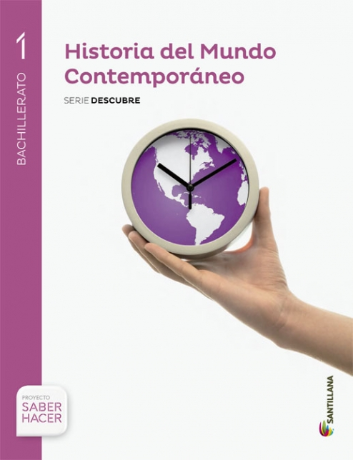 Solucionario Historia del Mundo Contemporaneo 1 Bachillerato Santillana
