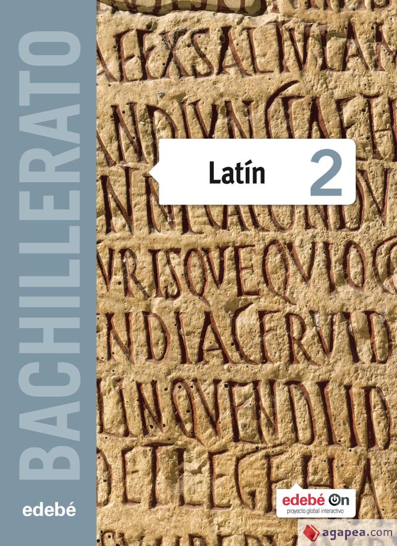 Solucionario Latin 2 Bachillerato Edebe