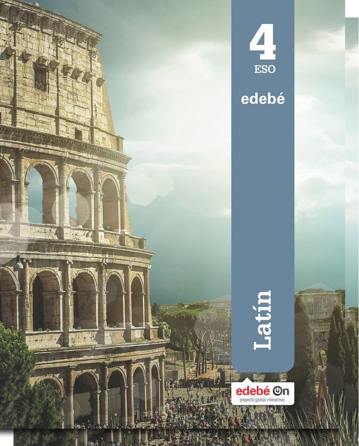 Solucionario Latin 4 ESO Edebe