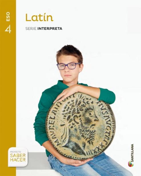 Solucionario Latin 4 ESO Santillana