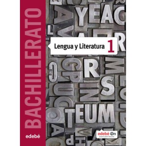 Solucionario Lengua y Literatura 1 Bachillerato Edebe