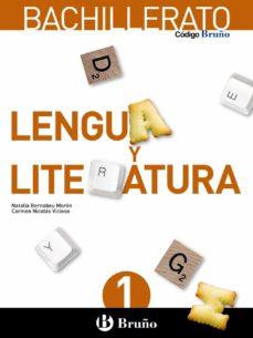 Solucionario Lengua y Literatura 1 Bachillerato Bruño