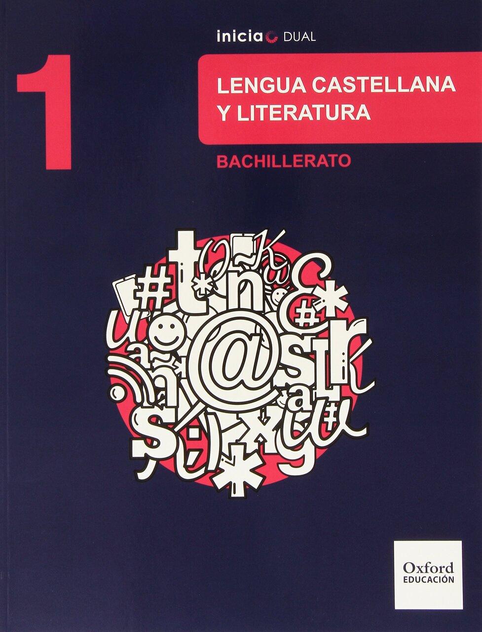 Solucionario Lengua y Literatura 1 Bachillerato Oxford